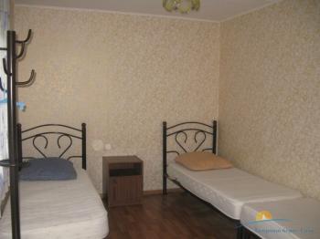 Комната в домике  улучшенной планировки на 3 койко-места.JPG