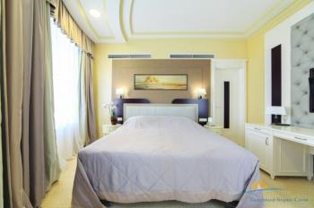 2-местный 2-комнатный  Люкс корп Спальный -  спальня.jpg