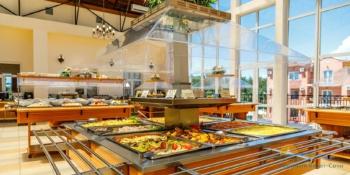 Ресторан Ривьера шведский стол..jpg