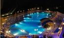 бассейн вид ночью
