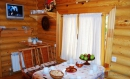 Русская баня - комната отдыха