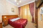 1-местный 1-комнатный Стандарт Single с 2-спальной кроватью