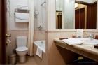 2-местный 1-комнатный Улучшенный Kingsize Bed. Санузел
