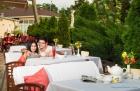 Летние столики ресторана