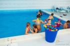 детские игры в воде