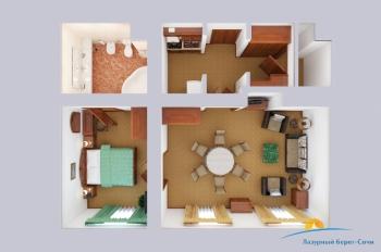 2-комн. 2-мест. Апартамент, план..jpg