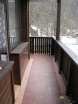 Балкон в 6-мест Апартаменте