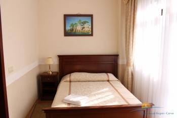 2-комнатный люкс корпус 4. Спальня.JPG
