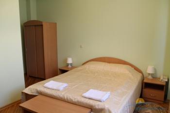 2-комнатный люкс спальня. Корпус 5.JPG