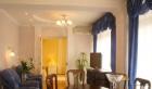 гостиная и спальня в апартаментах