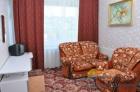 Люкс 2-местный 2-комнатный 2 корпус гостиная