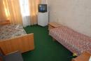 1 категории 2-мест 1-комн корп 1 спальня