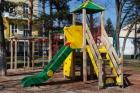 Детская площадка в санатории Анджиевского