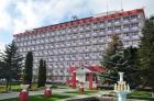 Внешний вид санатория Виктория в Есентуках