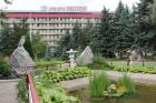 Вид на корпус санатория Виктория