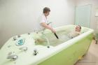 мед. процедуры - ванны
