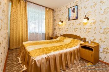 2-местный 3-комнатный номер Эконом спальня корпус 5.jpg