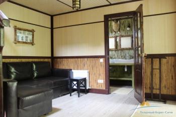 2-местный 2-комнатный номер Люкс Сингапур в коттедже гостиная.jpg