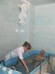 подводный душ-массаж