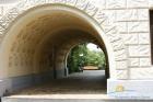 Пешеходный тоннель главного корпуса