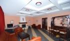 интерьер гостиной отеля