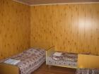 3-местный 1-комнатный номер в деревянном домике