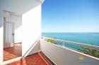 вид на море с балконов