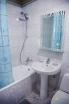 санузел с ванной в люксе