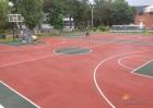 баскетбольная площадка