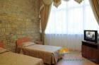 2-х комнатный Семейный номер с видом на парк