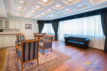2-мест 2-комн Апартаменты №705 - в гостиной.jpg