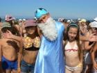 Детские праздники на море