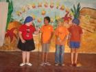 Детские праздники на сцене