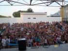 концерты в лагере