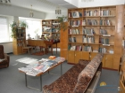 Библиотека санатория