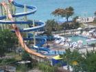 Аквапарк с бассейном