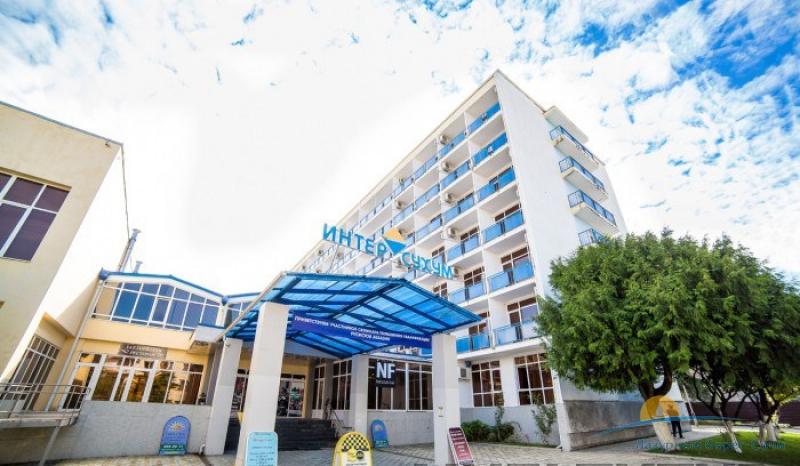 Гостиницы сухуми работающие круглогодично