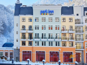 Отель Park Inn by Radisson Rosa Khutor