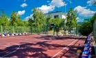 площадка для баскетбола