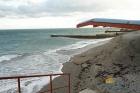 Пляж санатория Ай–Даниль