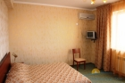 Спальня в 2-х комнатном номере Люкс