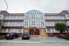 Главный вход в отель Феодосия