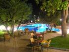 Отель Алые Паруса вечером