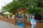 ресторан голубой залив