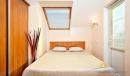 Люкс 4-местный в 2 уровнях (спальня, второй этаж)