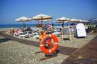 пляж зонты