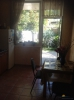 выход на дворик с кухни