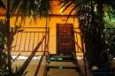 лестница на балкон