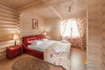 4-местный коттедж VIP - спальня..jpg