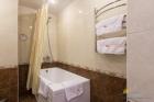 Ванна в стандартном номере